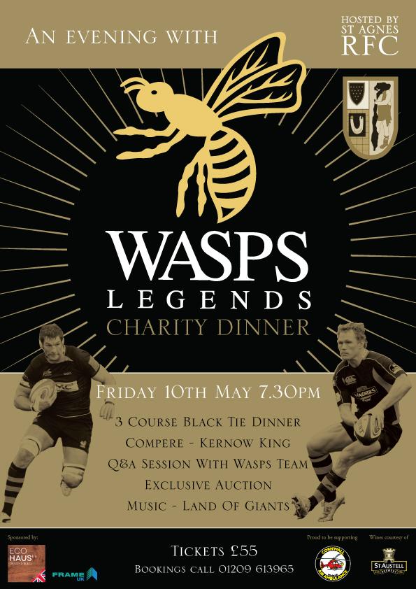 WASPS-dinner